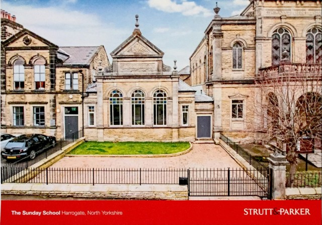 Sunday School, Grove Road, Methodist Chapel, Harrogate, Yorkshire, UK, chapelhouseharrogate