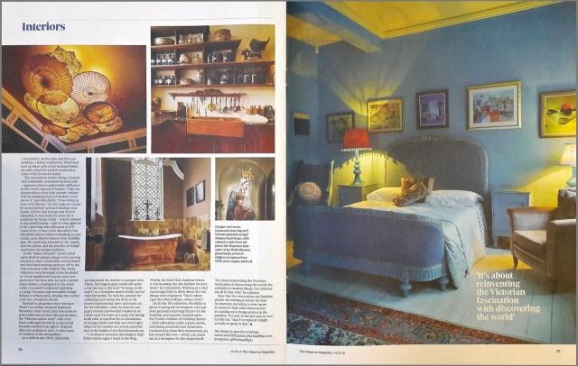 Chapel HG1, Harrogate, Observer Magazine